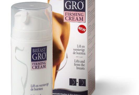 Creme BreastGro – reafirmar os seios