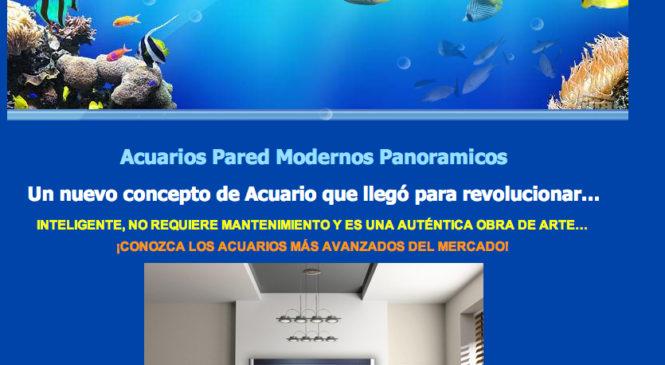 Acuarios Modernos Panoramicos – acuarios-panoramicos.com