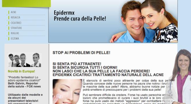 Trattamento acne – adio-acne.com