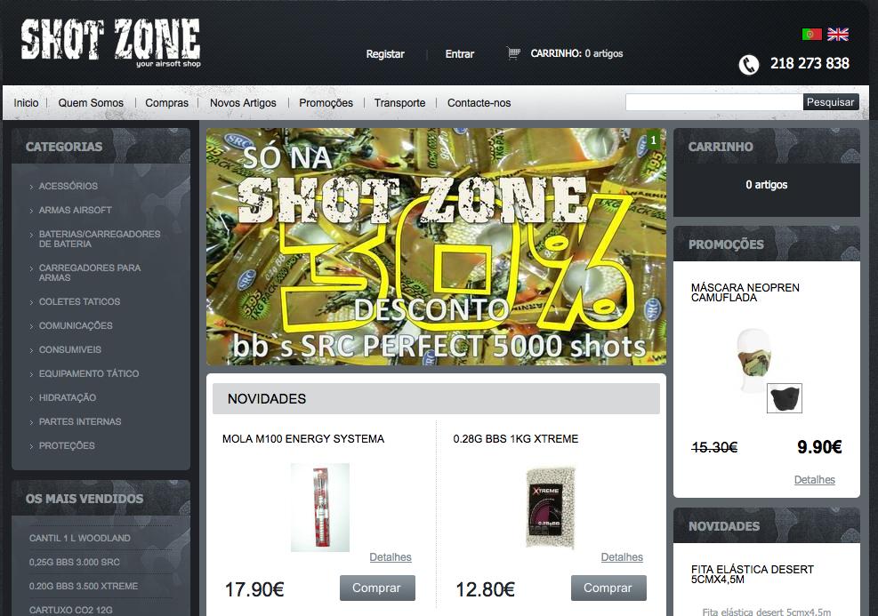 Airsoft – shot-zone.com