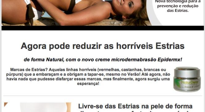 Estrias e Tratamento da pele – anti-estrias.com