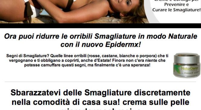 Smagliature Ridurre le orribili – anti-smagliature.com