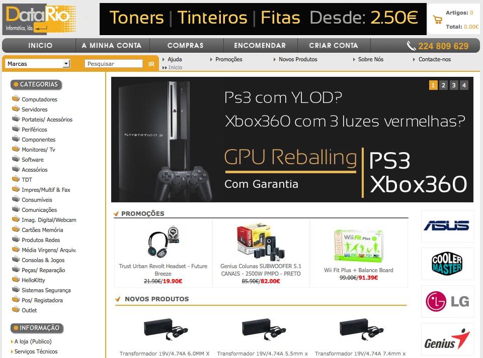Informática & Consolas – Datario.pt