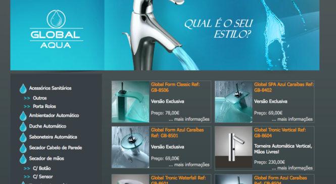 Loja de Torneiras – global-aqua.com