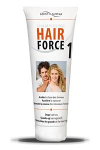 Hair Force 1 Shampoo – acelera crescimento cabelo