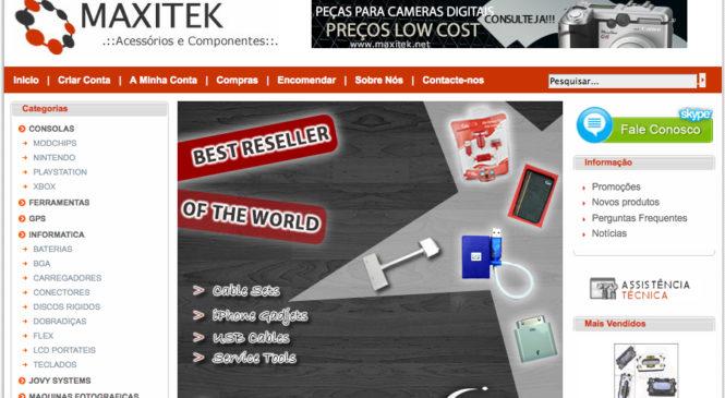 maxitek.net – Loja Telemoveis e Acessórios