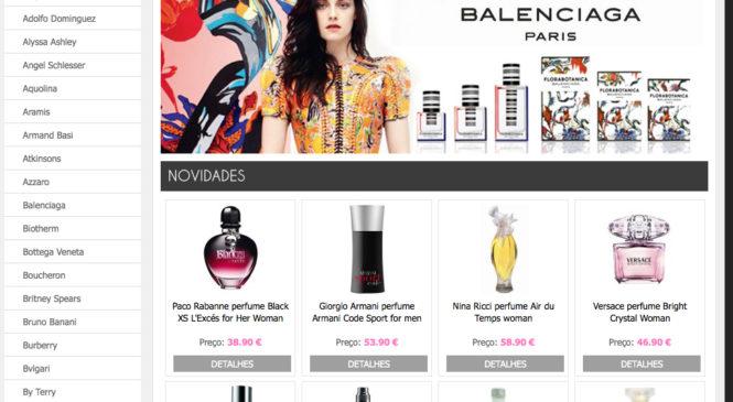 Comprar Perfumaria Online – perfumaria-online.com