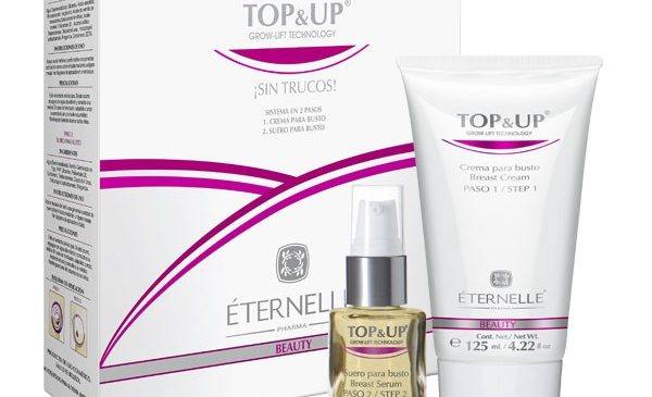 Top N Up Aumenta e reafirma os seios
