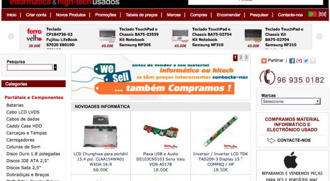 Material Informatico Usado – oferrovelho.com