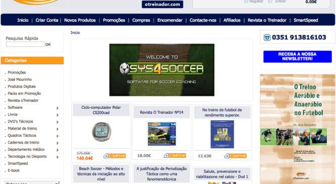 Produtos desporto – Otreinador.net