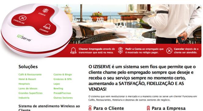 atendimento ao cliente – sistema – pt.iziserve.com