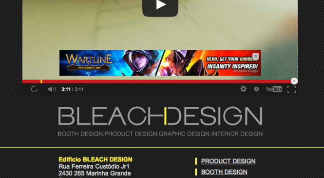bleach.pt – BLEACH DESIGN