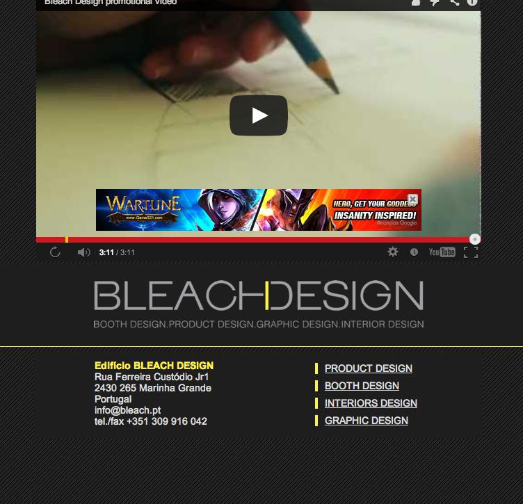 bleach.pt – BLEACH DESIGN