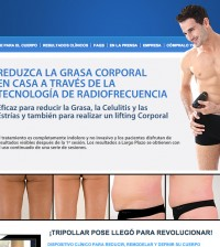 lipoaspiración no invasiva