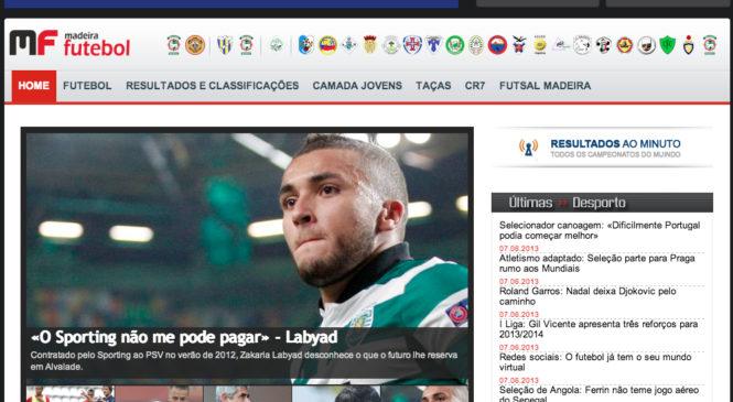 Madeira Futebol – madeirafutebol.com