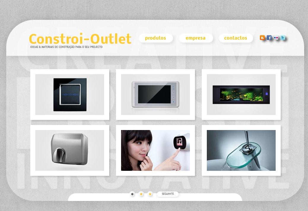 Materiais de Construção – constroioutlet.com