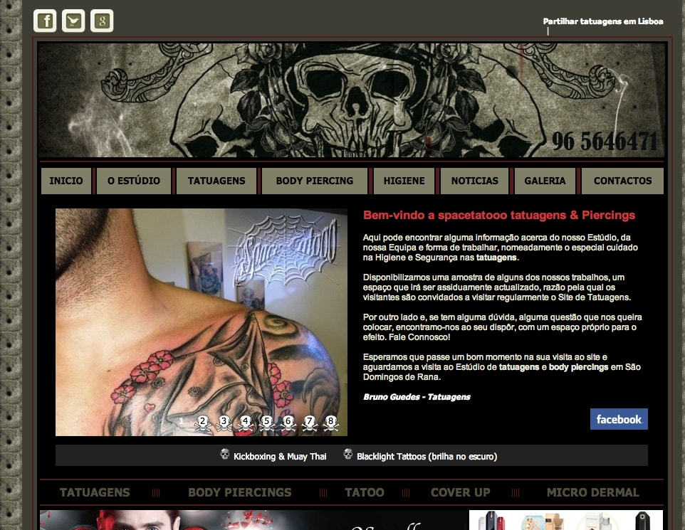 Tatuagens Loja – spacetatooo.com