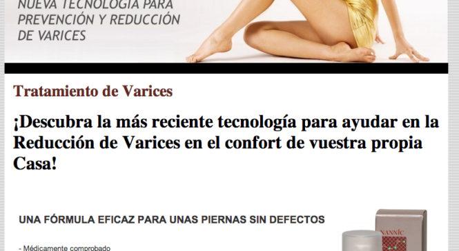 Tratamiento de Varices – venatrix-espana.com