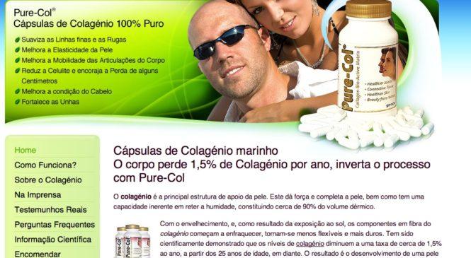 Colagénio Capsulas – sentir-jovem.com