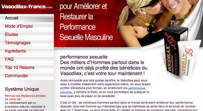 Performance sexuelle – vasodilax-france.com
