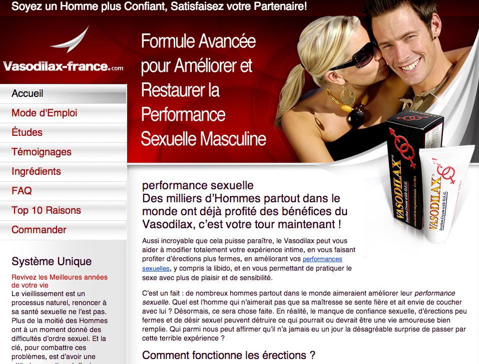vasodilax-france