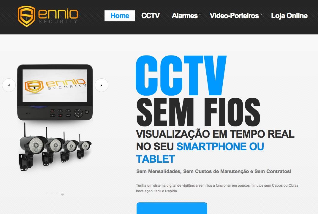 Video-porteiros | Sistemas de Segurança e videovigilância ennio-security.pt