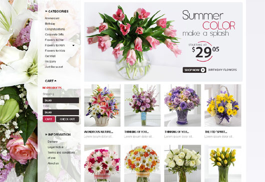 Templates Prestashop – modelos para lojas