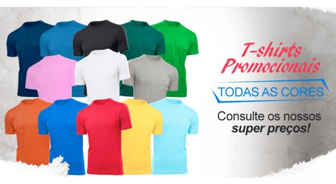 T-shirts Portugal | Comprar T-shirts Personalizadas