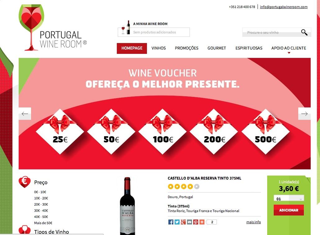 Portugal Wine Room – Queremos levar o Vinho  Português ao Mundo