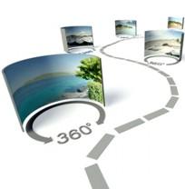 Fotografia 360 – Serviço de Visitas Virtuais