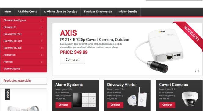 Sistemas Video vigilância – ennio-store.pt