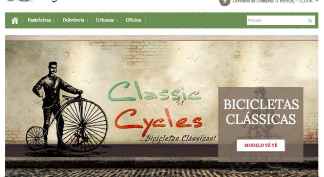 Classic Cycles – Volta ao passado com a sua bicicleta Pasteleira