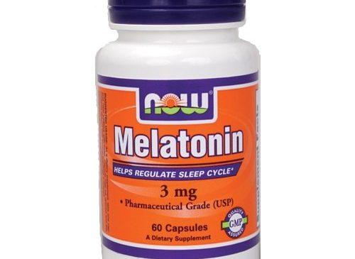 Melatonina – Now Nutrition Líquido