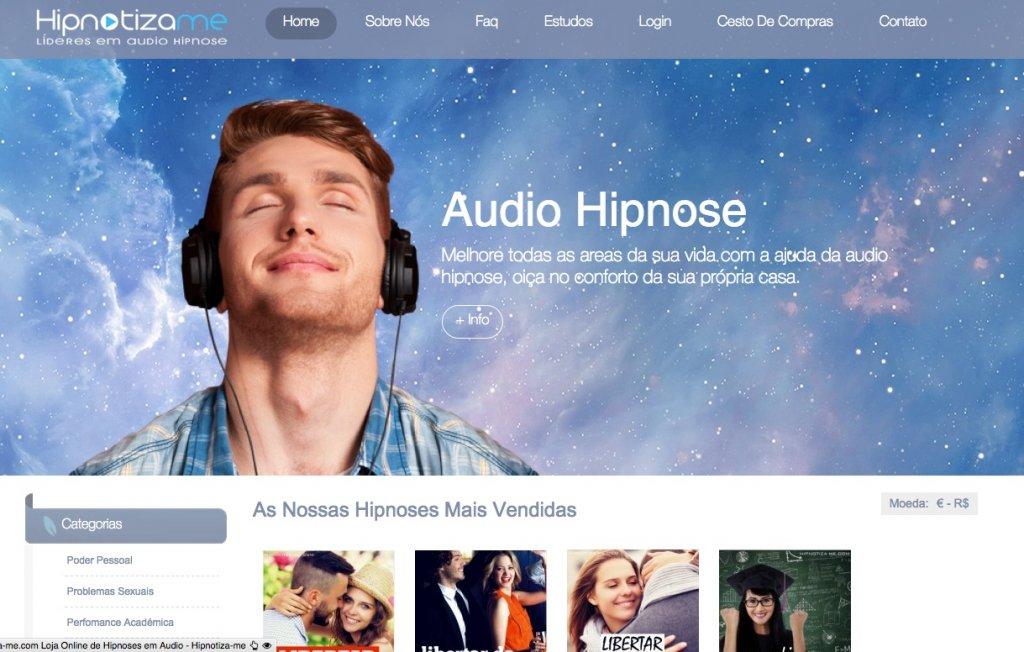 Hipnoses em Audio