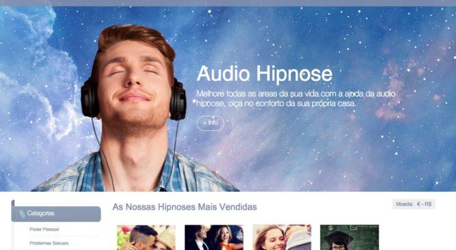 Loja Online de Hipnoses em Audio – Hipnotiza-me