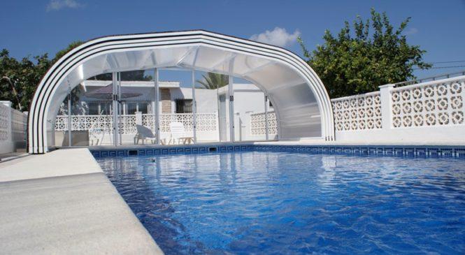 Proteja a sua piscina e aumente o tempo de utilização da água