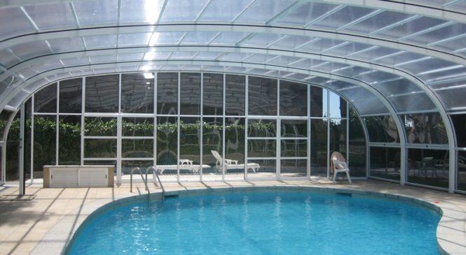 coberturas para piscinas baratas