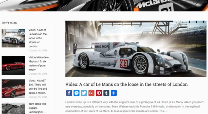 coolnews – News about cars, motorcycles and something else