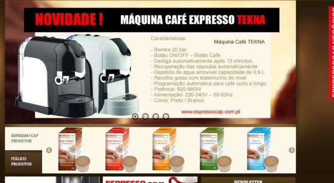 Espresso Cap – Cápsulas de Café