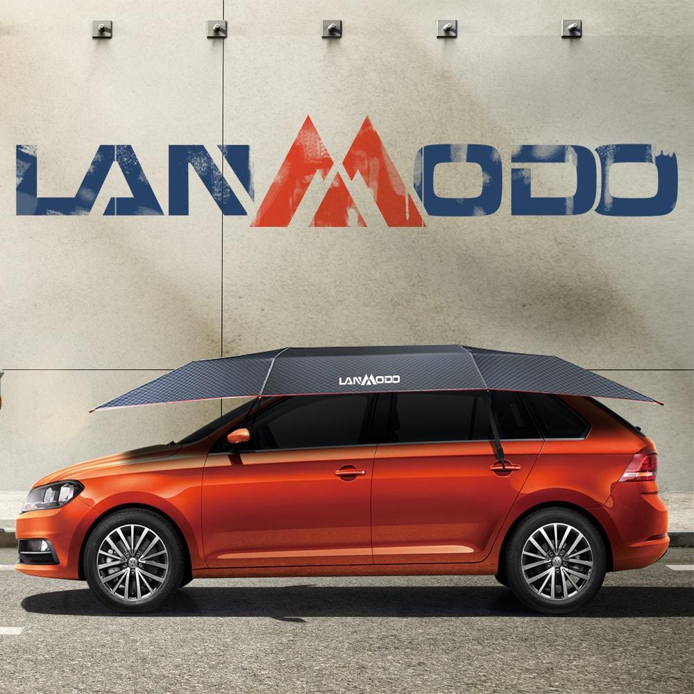 Nova inovação – Capa Protetora para Automóveis da Lanmodo