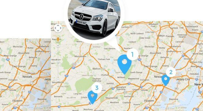 Localização de Veículos