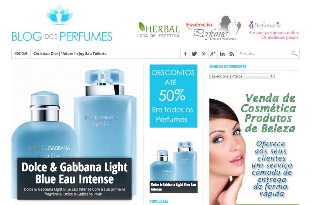 Blog de Perfumes