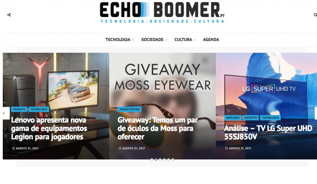 ECHOBOOMER