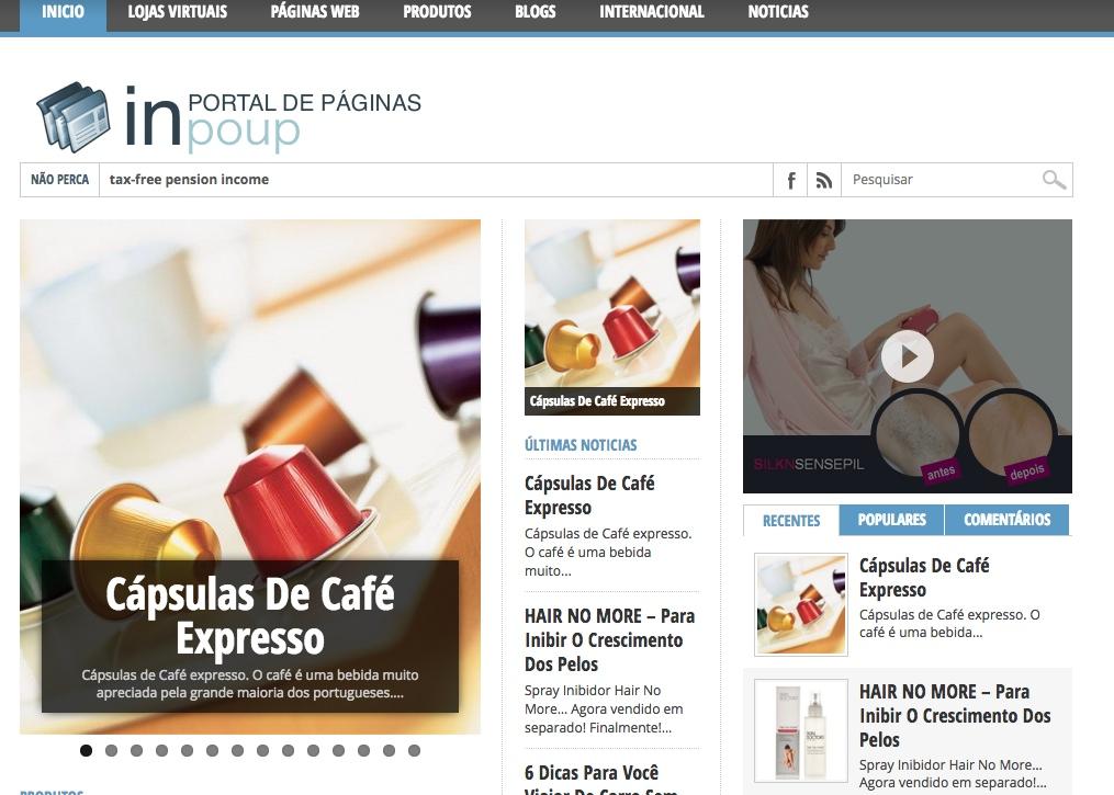 Blog Inpoup