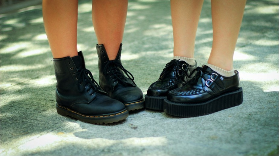 Que tipo de calçados você usará neste outono?