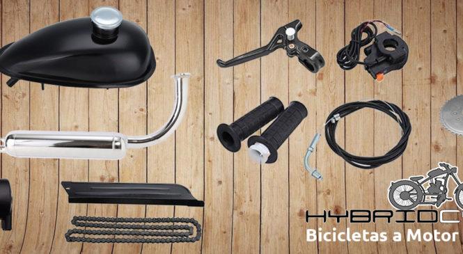Bicicletas BINA a motor | Bicicletas com motor auxiliar