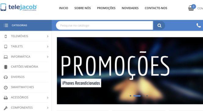 Telejacob – Telemóveis e Acessórios