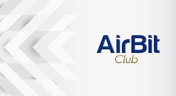 A gente está aprendendo sobre o Bitcoin através de AirBit Club