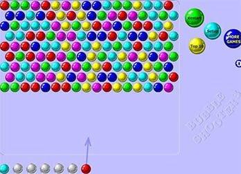 Jogos de Bubble Shooter